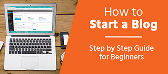 How to Start a Blog Sidebar Widget