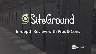SiteGround Hosting Reviews