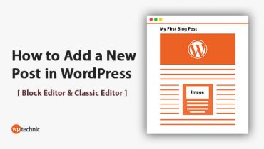 How to Add a New Post in WordPress