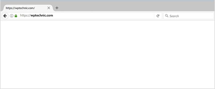 WordPress White Screen of Death Issue
